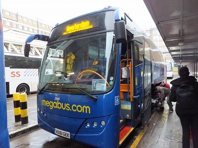 超格安バス会社:メガバス(megabus)