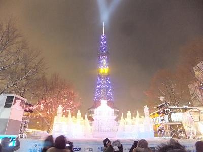 札幌雪祭りへ!ニセコ住み込みアルバイト