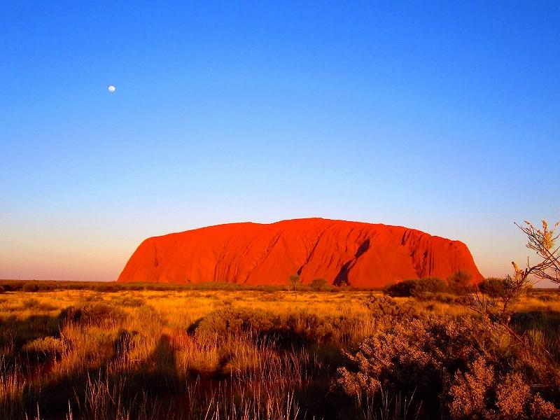 オーストラリア:エアーズロック