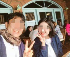 ワーホリで知り合った台湾人の友達です